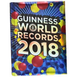 Diario Guinnes World Records 2018 - Standard