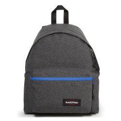 Eastpak Padded Pak'R, Zaino Grigio scuro (Frosted Dark), 24 liters,