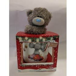 Tazza con peluche Me to You natale